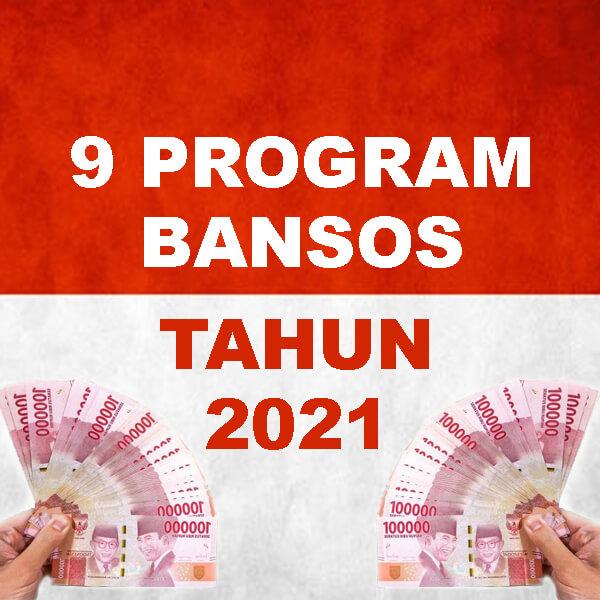 bansos 2021